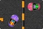 Aparca los autos de choque