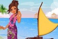 Barco de la Princesa Vaiana