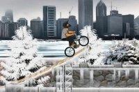 BMX en Invierno