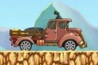 Camión de oro