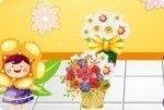 Decora la floristería