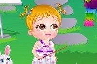 Fiesta de jardín de Baby Hazel