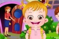 Jardín de infancia de Baby Hazel