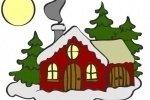 La casa de montaña
