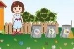Limpieza del jardín