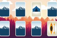 Memory montaña