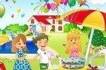 Organiza una fiesta en el jardín