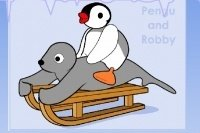 Puzle de Pingu