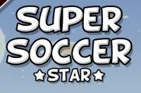Super estrella de fútbol