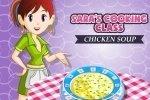 Juegos de Cocina con Sara